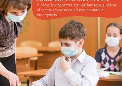 COVID-19, la emergencia en Educación